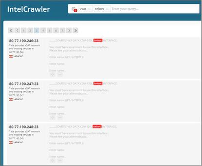 IntelCrawler, a security company, found thousands of terminals that send data to satellites that may be vulnerable to hackers.