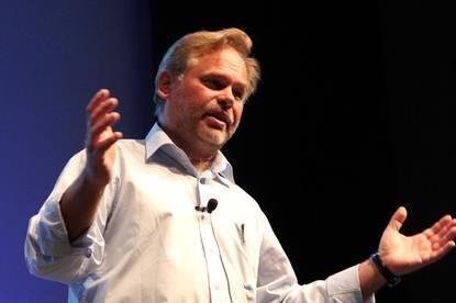 Kaspersky Labs founder, Eugene Kaspersky.