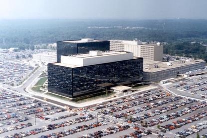 NSA headquarters.