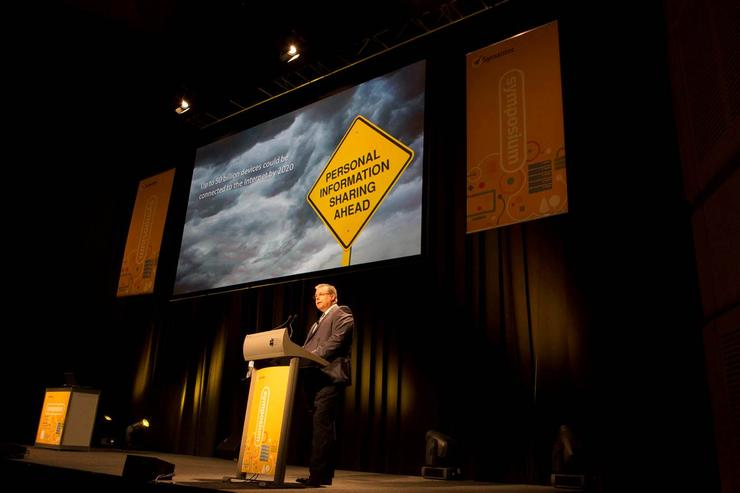 Brenton Smith, managing director and vice-president Pacific Regional at Symantec