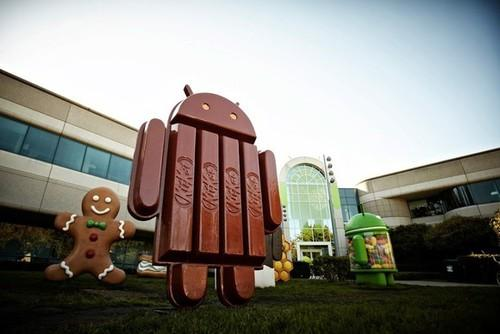 Bow before your scrumptious Android god.