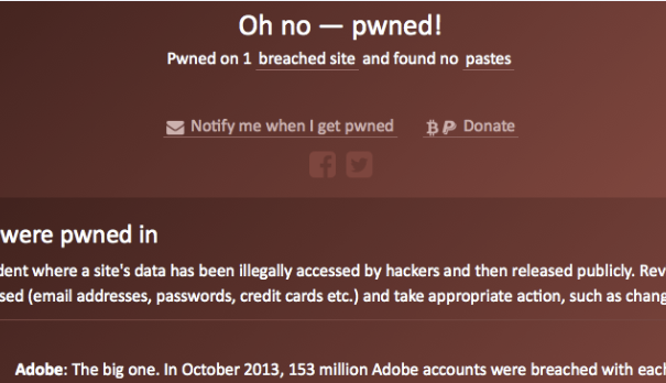 Have you been Pwned? - CSO | The Resource for Data Security