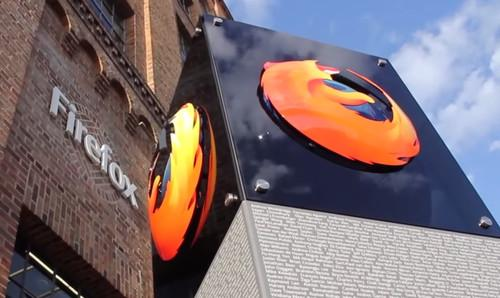 Mozilla's office, San Francisco