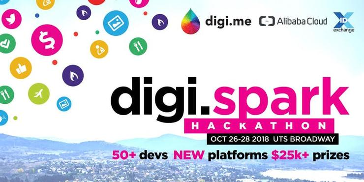 Create innovative apps to help regional NSW flourish by Digi.me and ID Exchange for the NSW Spark Festival 2018