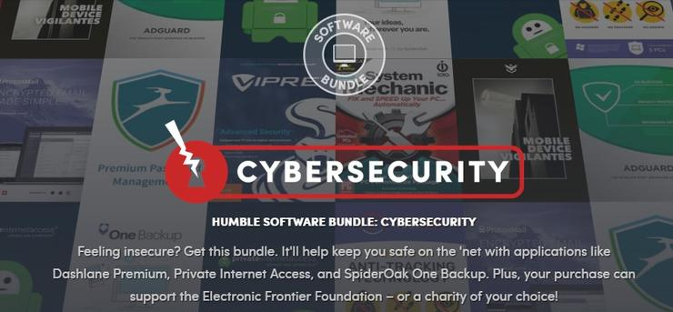 The Humble Cybersecurity Bundle Offers Everything You Need To