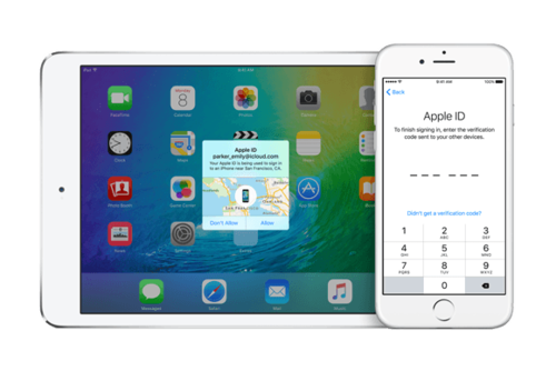 Using two-step authentication would protect you from this bug, and Apple plans even more robust support in iOS 9.