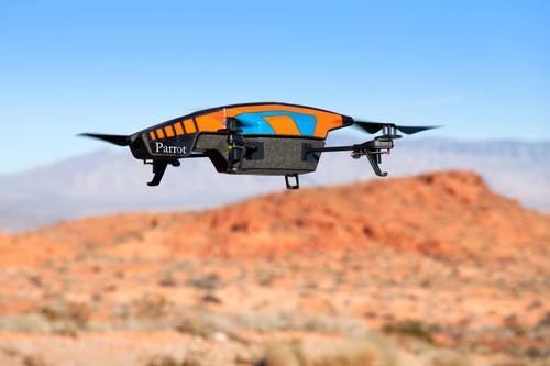 Parrot's AR.Drone 2.0
