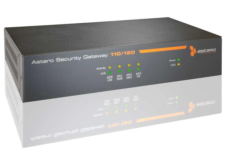 Astaro Security Gateway 110 (ASG 110)