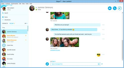 Improved Skype 7 for Windows rolls out against backdrop of user complaints