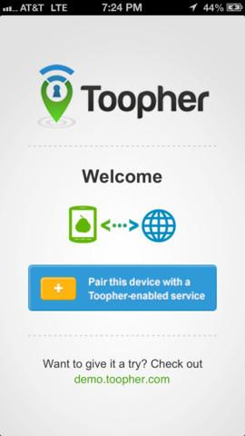 Toopher is an ambitious two-factor authentication tool.