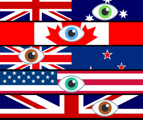 FiveEyes are giving themselves a backdoor into your systems
