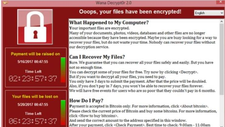 WannaCry reminds CIOs to stay on top of patching - CSO | The