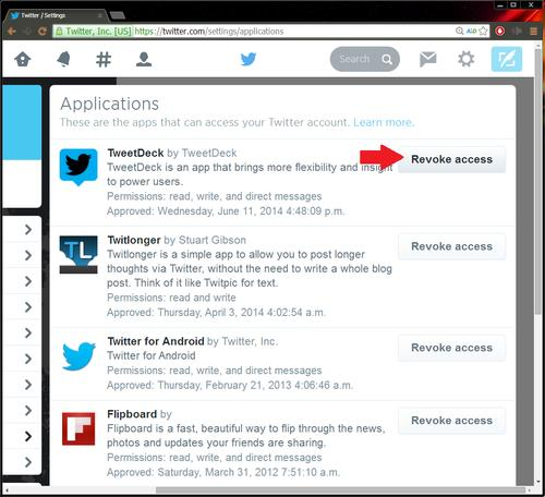 How to keep the XSS TweetDeck bug from posting on your