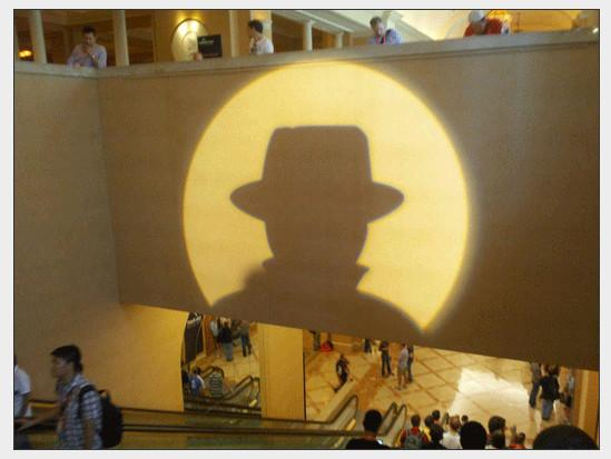 Black Hat shows its quirky side