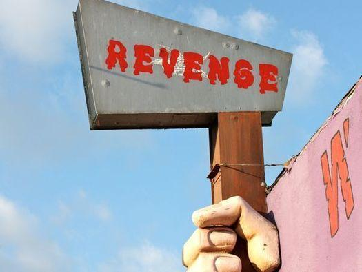 In pictures: Revenge is a dish best served electronically - 12 cautionary tales