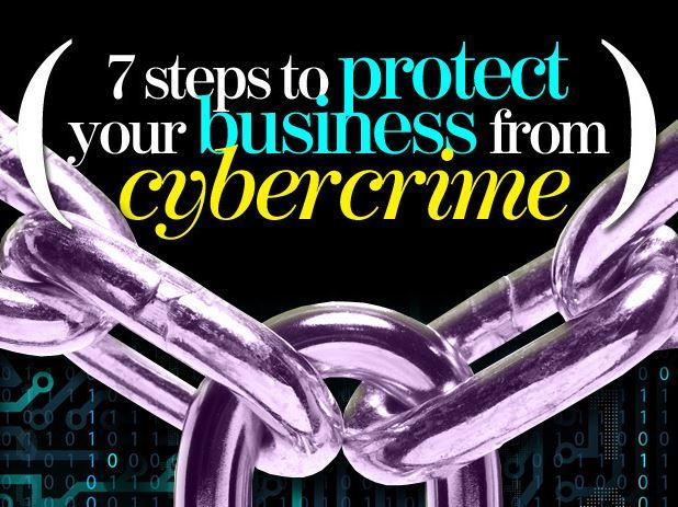 In Pictures: 7 steps to protect your business from cybercrime