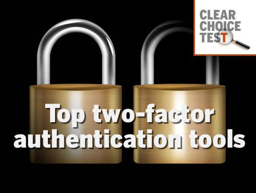 In Pictures: Top two-factor authentication tools