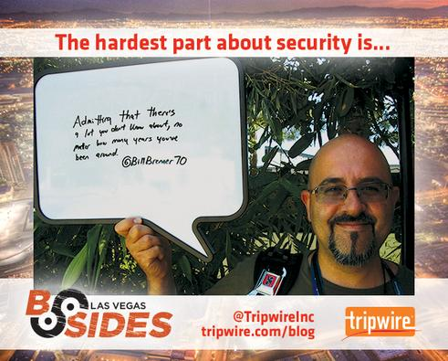 In Pictures: The hardest part about security is...