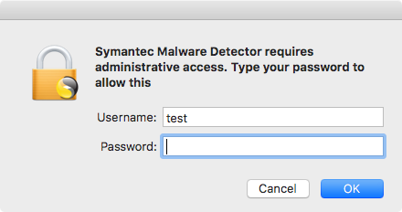 Fake Symantec security tool, fake Symantec security blog, real macOS malware