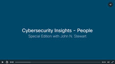Cybersecurity Insights - People