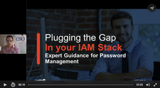 CSO Webinar: Plugging the gap in your IAM stack - Expert Guidance for Password Management