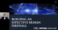 CSO & Computerworld Live Webinar: Building an effective Human firewall